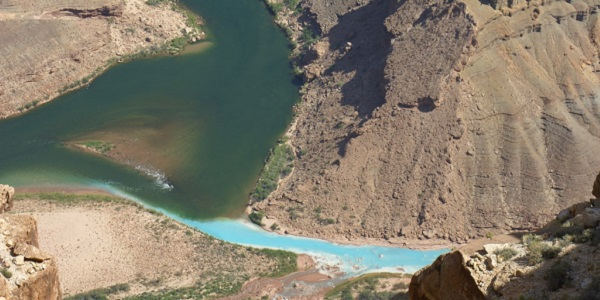 Take Action: New Dams Proposed in Grand Canyon!