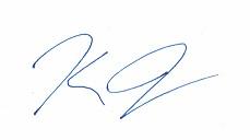 Kyle Jones signature