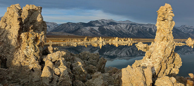 --                         Mono Lake, California --