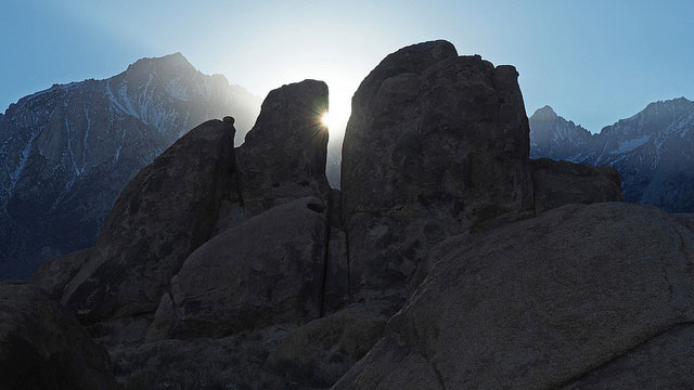 -- Alabama                                                       Hills and Mt.                                                       Whitney, Lone                                                       Pine, California                                                       --