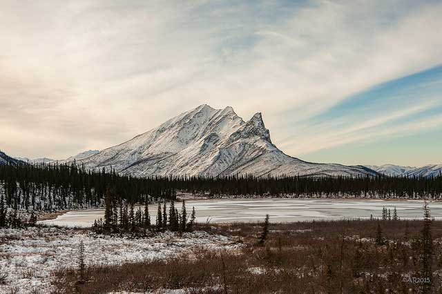 --                         Wiseman, Alaska --