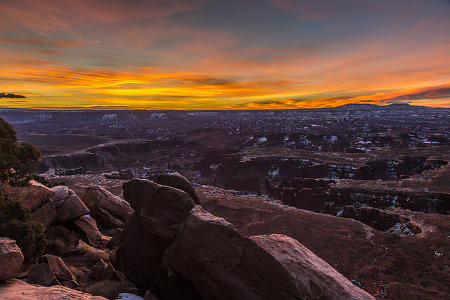 --                        Canyonlands National Park, Utah --
