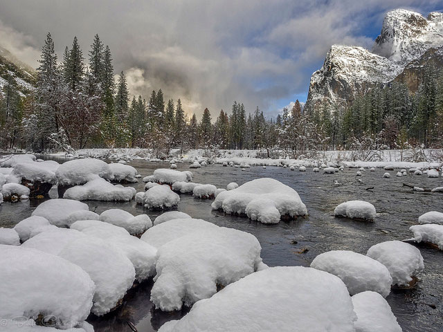 -- Yosemite                                                       National Park,                                                       California --