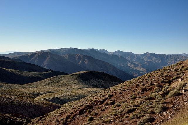 --                         Black Mountains, Amargosa Range, Death Valley                         National Park --