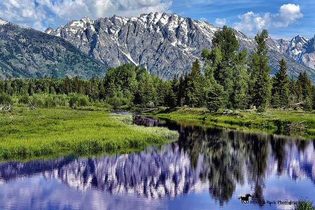 --                         Grand Teton National Park, Wyoming --