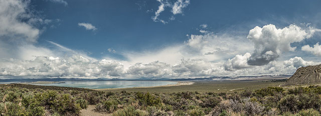 --                         Mono Lake, Mono County, California --