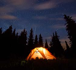 5 Ways to Get a Great Camping Spot