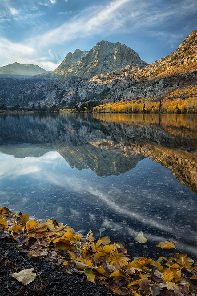 Silver Lake,                   Mono County, California