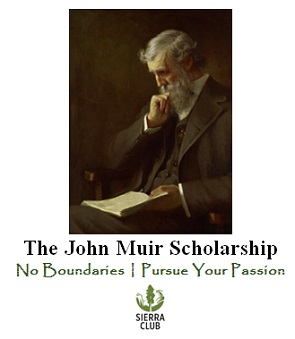 Catoctin Group John Muir Scholarship