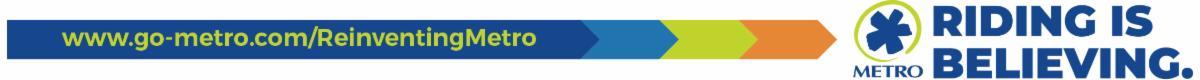 Reinventing Metro Logo 2